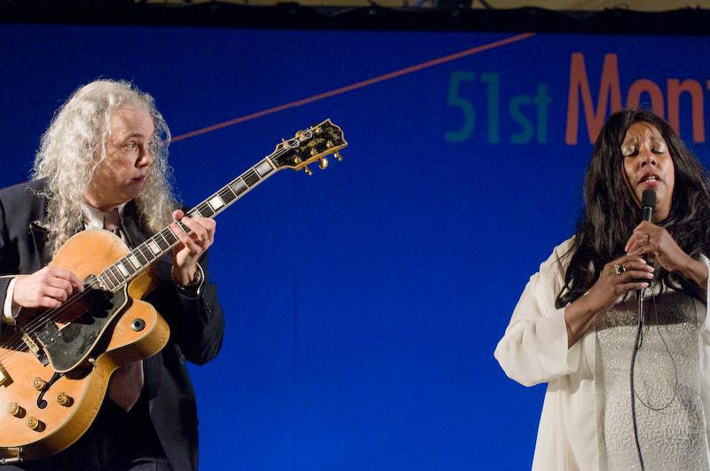 51st Monterey Jazz Festival - Tuck & Patti