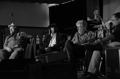 Joe Lovano, Bobby Hutcherson, and Michael Cuscuna talking about the 70 years of Blue Note Records