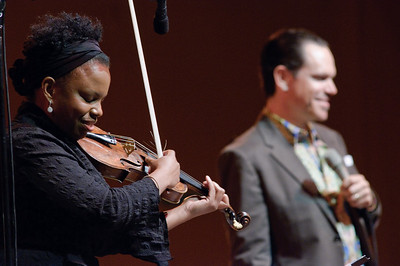 Regina Carter and Kurt Elling