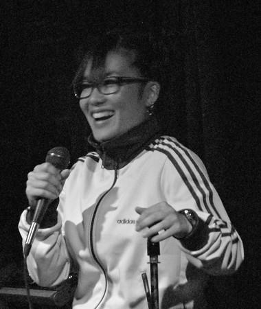 Ali Wong headlining like a pro!