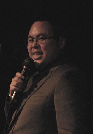 Nico Santos hosting