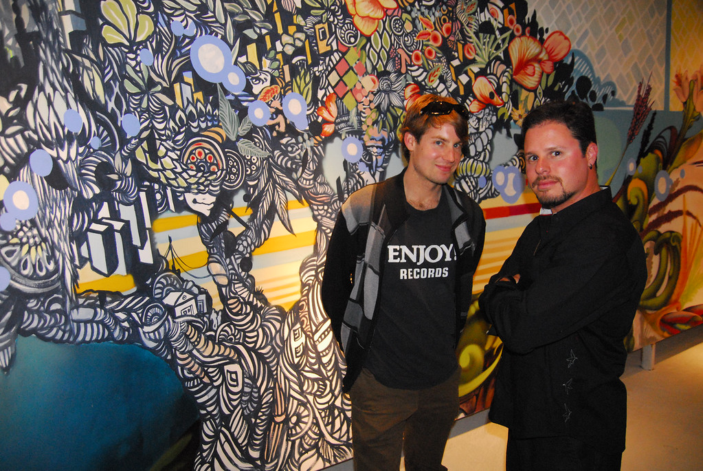 210studios owner Zack Hall and director Jared Brick