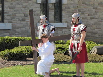 Live Stations of the Cross 2017