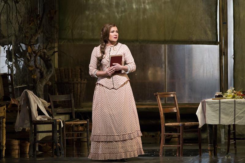 Met Opera:  Eugene Onegin (Tchaikovsky)