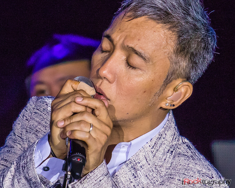Arnel Pineda 50th Birthday Party