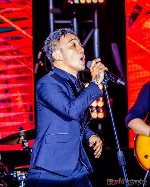 Arnel Pineda 50th Birthday Party