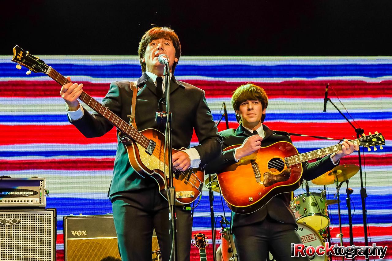 Bootleg Beatles, live in Manila...