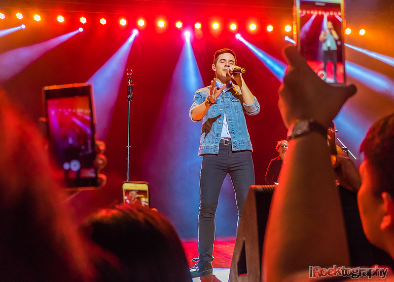 David Archuleta, live in Manila