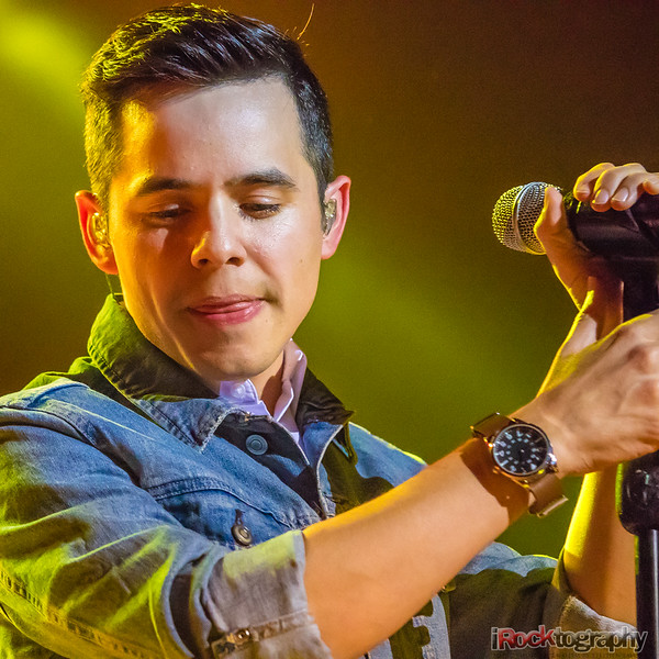 David Archuleta, live in Manila