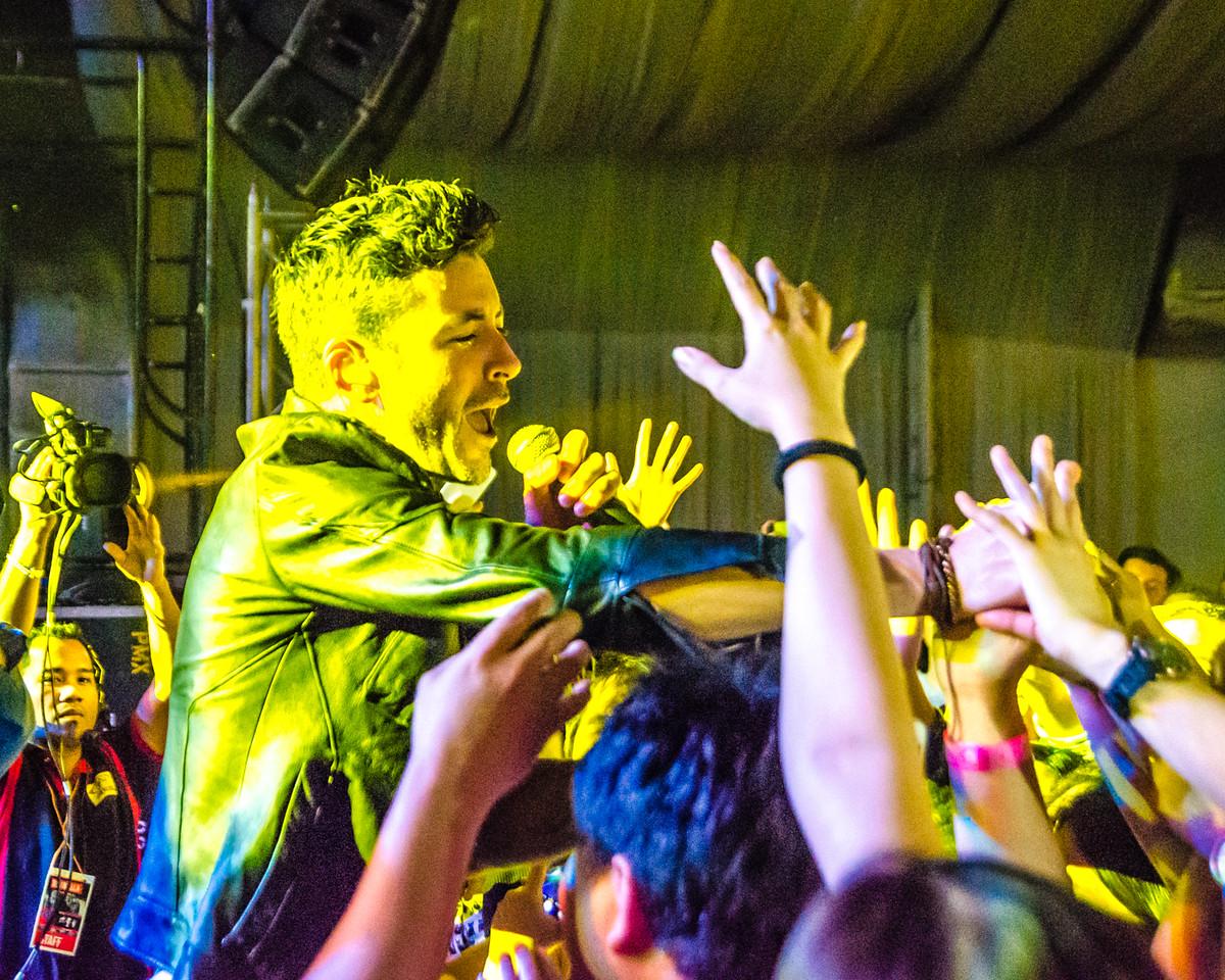 Dishwalla, live in Manila