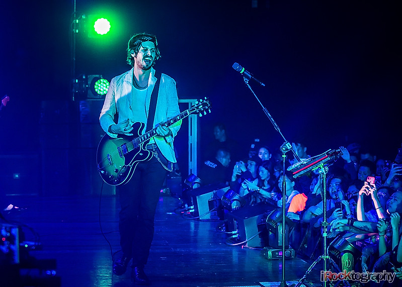 Foster the People, live in Manila