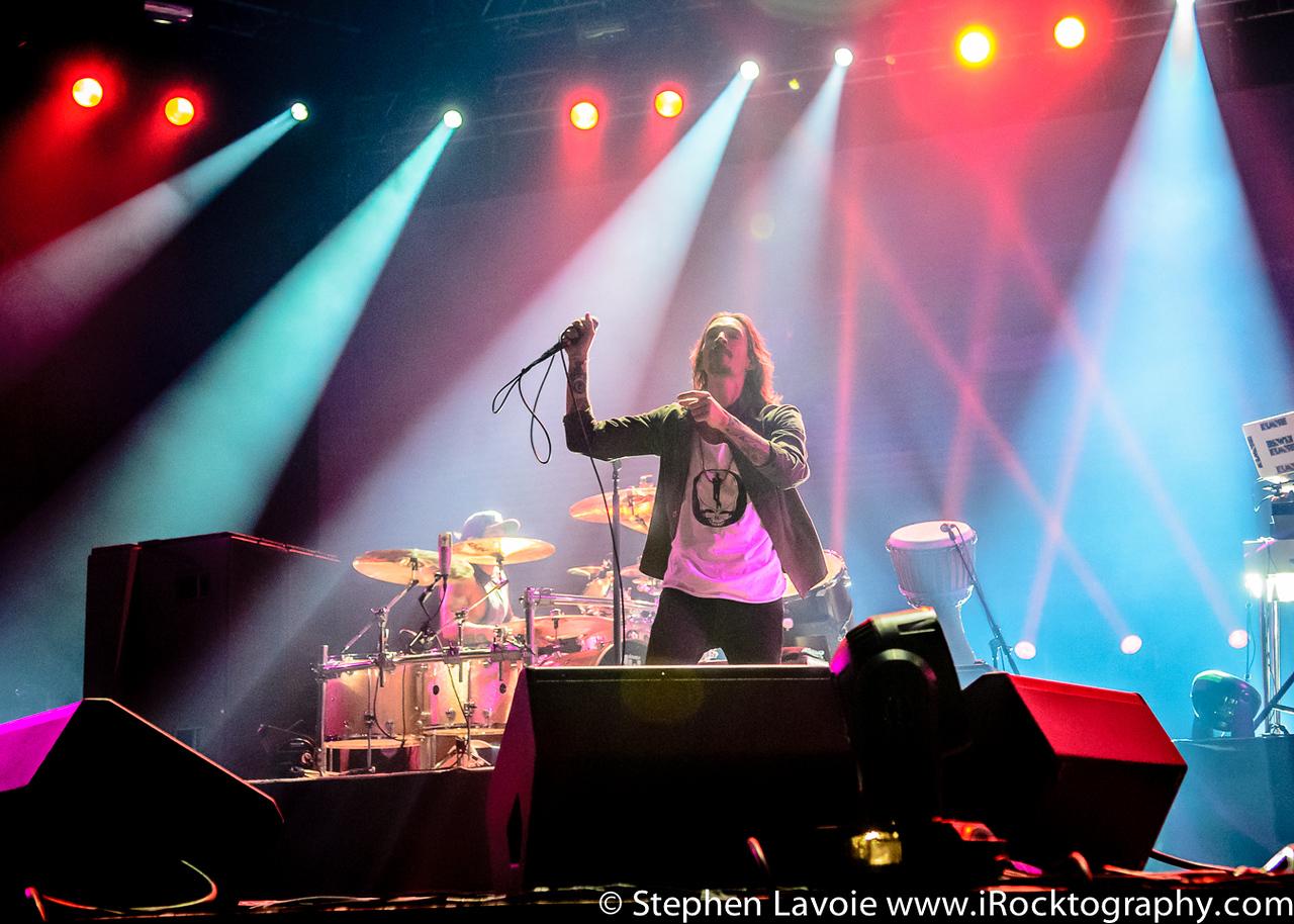 Incubus, World tour 2015