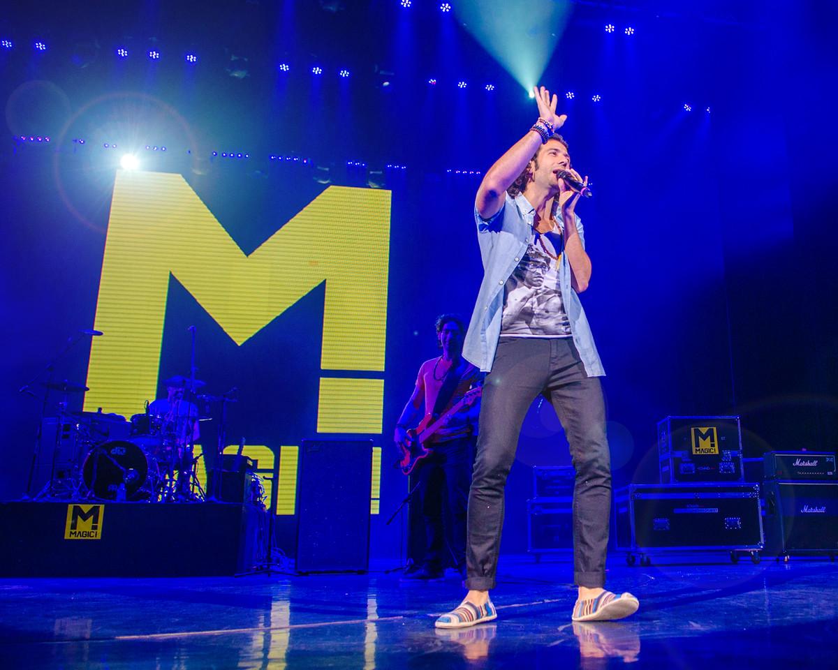 MAGIC! live in Manila