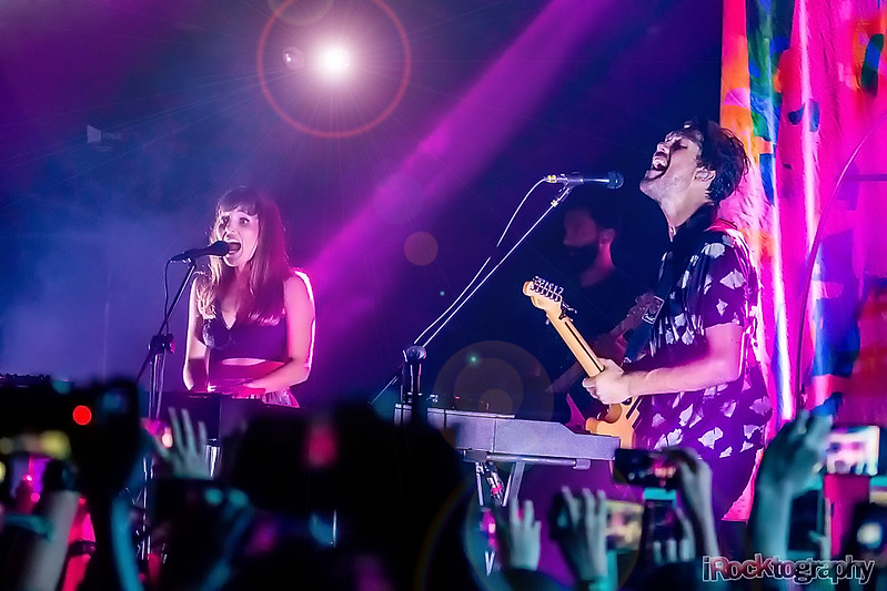 Oh Wonder, live in Manila