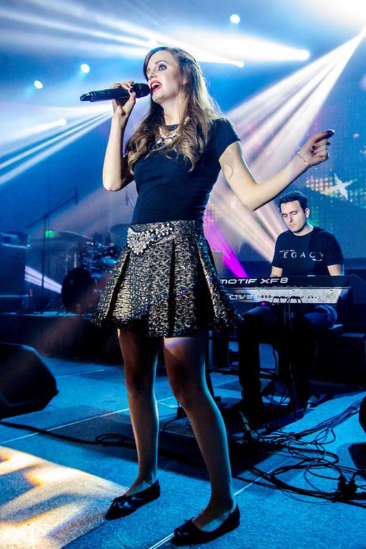 Tiffany Alvord, live in Manila