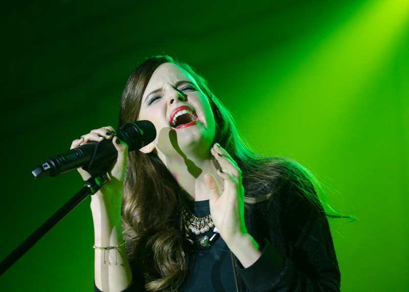 Tiffany Alvord, live in Manila