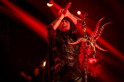 Dani Filth - Cradle of Filth