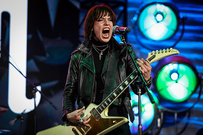 Lzzy Hale - Halestorm at Gibson VIP After Party NAMM 2020