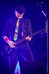 Blink 182 perform at The 2016 KROQ Weenie Roast at Irvine Meadows on Saturday May 14, 2016 in Irvine, Calif.