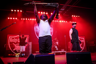 Body Count @ The Marquee Theater - 05/25/2018