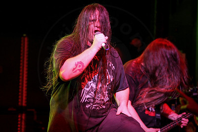 Cannibal Corpse @ The Observatory – 02/07/2015