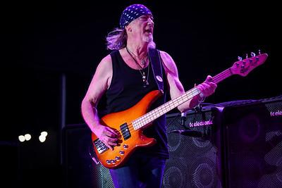 Deep Purple @ Fivepoint Amphitheater - 09/27/2018
