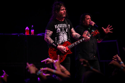 Exodus @ House of Blues Anaheim – 02/26/2018