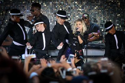 Fergie @ Pandora Summer Crush: L.A. Live – 08/13/2016