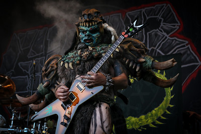 GWAR @ Qualcomm Stadium - 08/05/2017