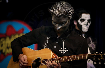Ghost @ Amoeba Music – 08/20/2015