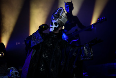Ghost @ The Wiltern Theatre – 10/20/2016