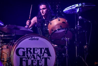 Greta Van Fleet @ Fivepoint Amphitheater - 09/30/2019