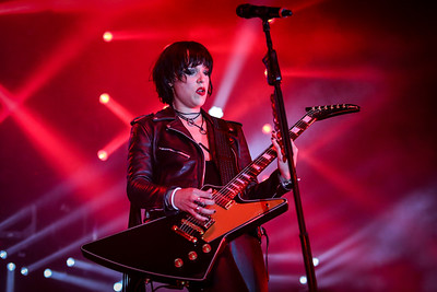 Halestorm @ Harrah's Event Center - 08/24/2018