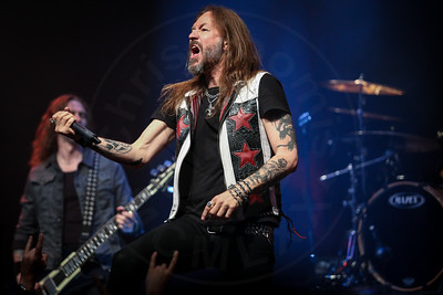 Hammerfall @ City National Grove – 05/10/2017