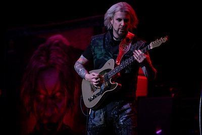 John 5: Tony MacAlpine Benefit @ The Wiltern – 12/12/2015