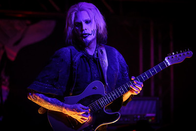 John 5 & The Creatures @ The Slidebar - 04/08/2018
