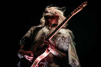 John 5 & The Creatures @ Anaheim Arena - 11/17/2018