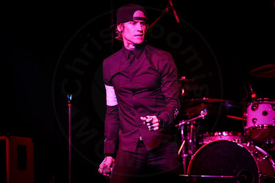 Josh Todd & The Conflict @ The Coach House – 10/19/2017