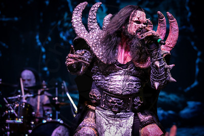 Lordi @ City National Grove – 02/07/2017
