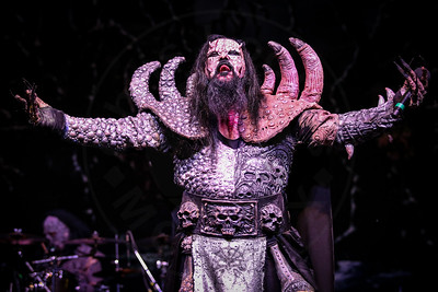 Lordi @ City National Grove – 02/07/2017