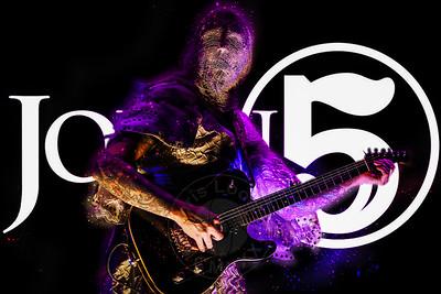 John 5 & The Creatures @ Anaheim Arena - 11/17/2018