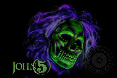 John 5 @ House of Blues Anaheim - 04/07/2019
