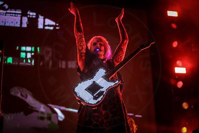 Rob Zombie @ Glen Helen Amphitheater – 11/05/2017