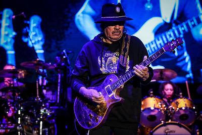 Santana @ Fivepoint Amphitheater - 06/20/2019