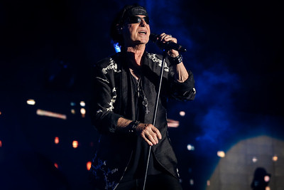 Scorpions @ Fivepoint Amphitheater - 09/02/2018