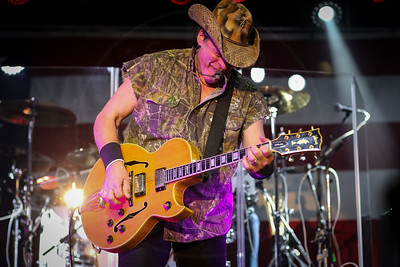 Ted Nugent @ The Coach House – 07/06/2016
