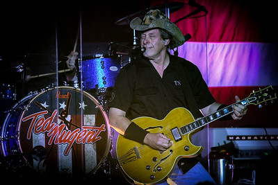 Ted Nugent @ The Coach House – 06/27/2018