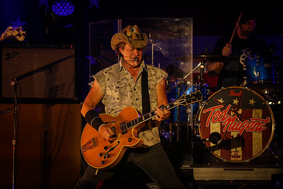 Ted Nugent @ The Coach House - 07/23/2019