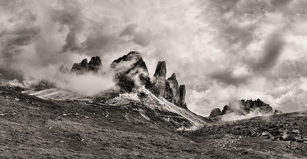 Dolomites Peaks