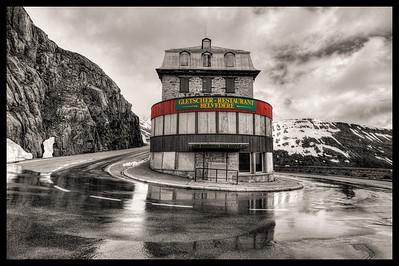 Hotel Belvedere in Switzerland